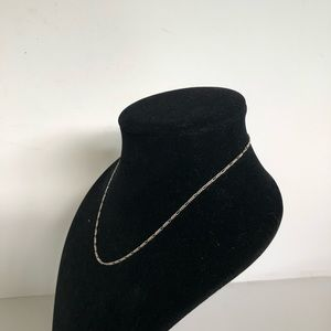 Jewelry - Italian 925 Figaro necklace